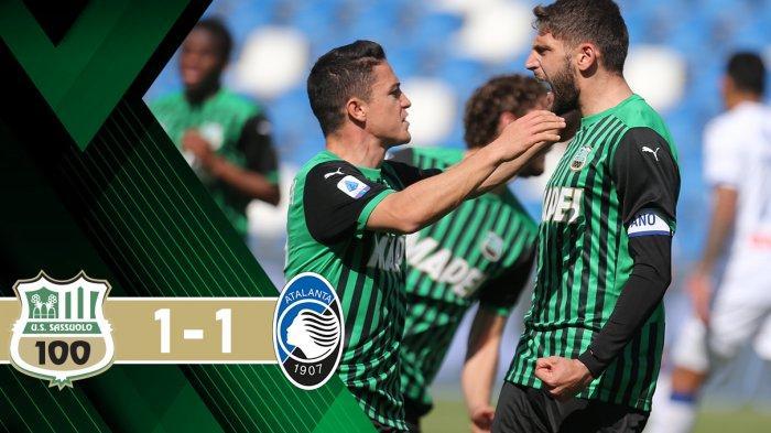 Bermain Imbang Melawan Atalanta, Inter Milan Resmi Meraih Gelar Scudetto Liga Italia Serie A