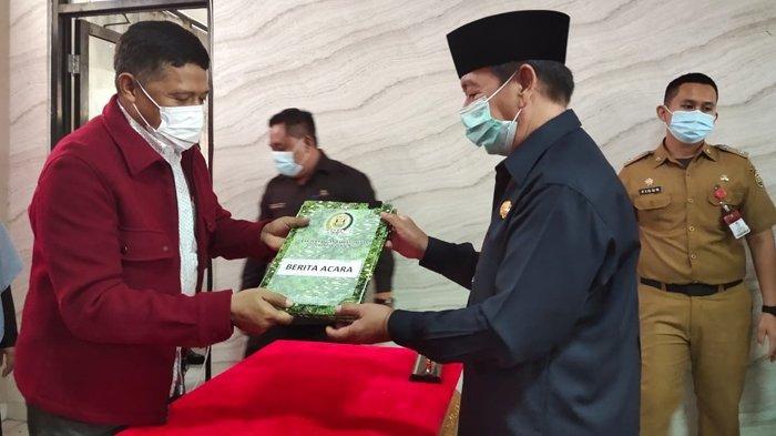 Lima Raperda Usul Inisiatif DPRD Kota Bandar Lampung Disahkan Menjadi Perda
