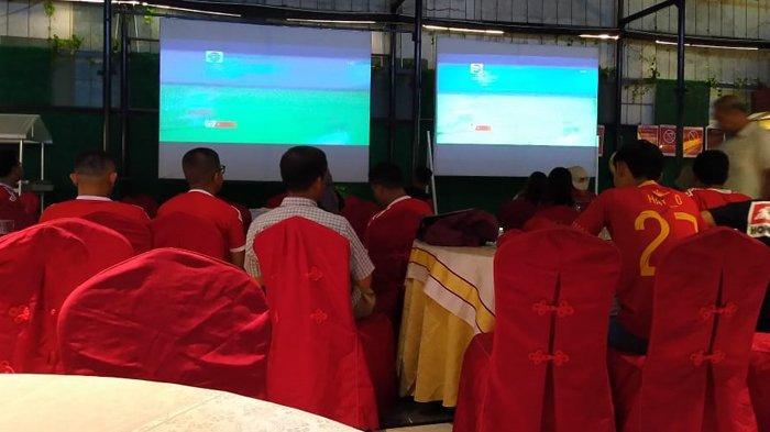 LINK LIVE STREAMING Masih Berlangsung Bali United vs Badak Lampung, Babak Pertama skor 1-0