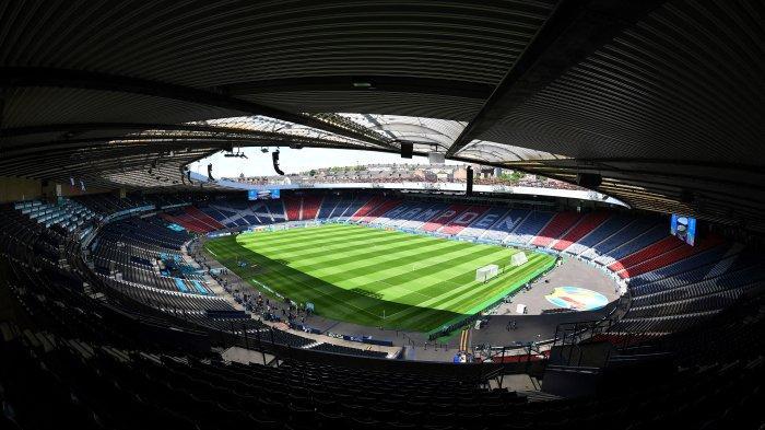 JADWAL Euro 2020 Senin 14 Juni 2021 Skotlandia vs Ceko, Tayang di Mola TV dan RCTI