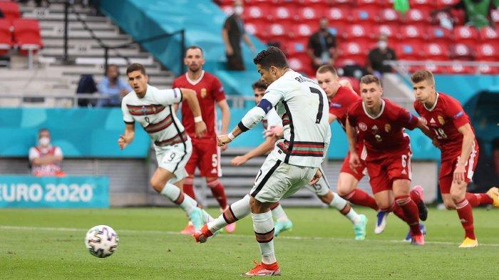 Laga Big Match Euro 2020 Portugal vs Jerman, Ronaldo Emban Misi Berat Taklukkan Der Panzer