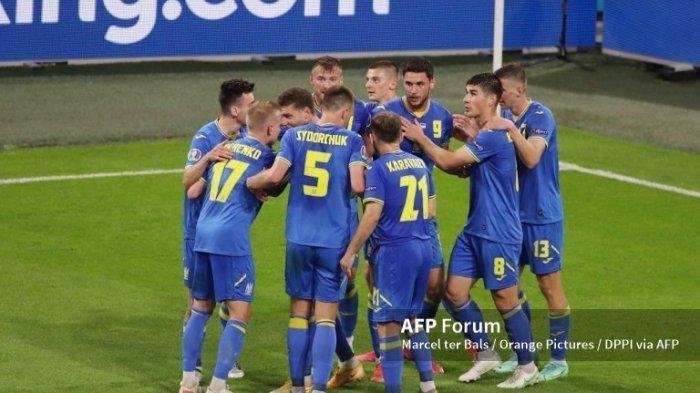 Link Live Streaming Piala Eropa 2021, Ukraina vs Makedonia Tayang di RCTI Malam Ini