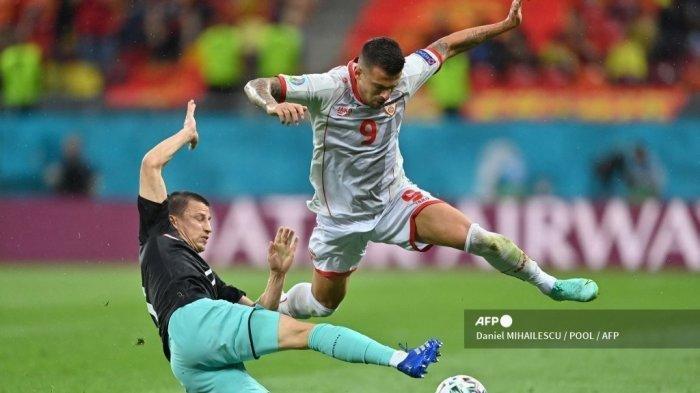 link live streaming Euro 2020 Ukraina vs Makedonia Utara