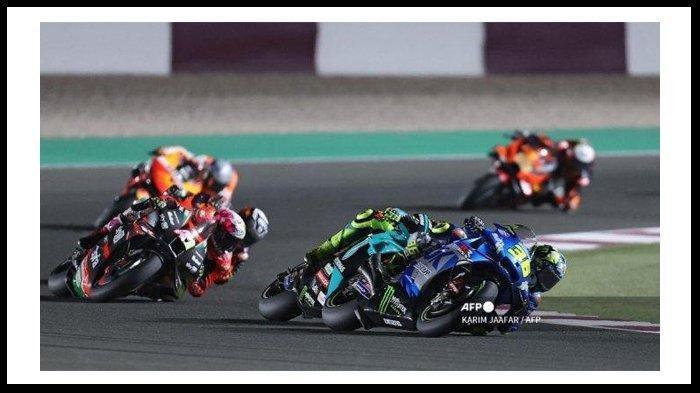 LINK Live Streaming Kualifikasi MotoGP Doha 2021 Tayang di Trans7 dan Usee TV