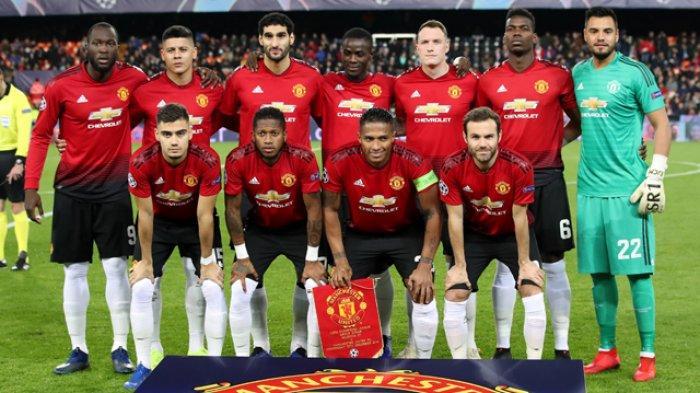 Link Live Streaming MolaTV Manchester United vs Crystal Palace Sabtu 24 Agustus 2019 Pukul 21.00 WIB