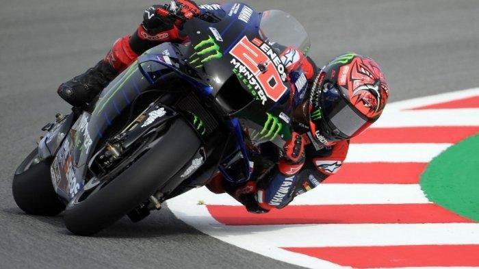 Ilustrasi, Simak, jadwal MotoGP Styria 2021, Fabio Quartararo ungkap akan memulai paruh kedua musim sama seperti yang ia lakukan di Sirkuit Losail MotoGP Qatar, bahkan El Diablo akui akan fokus pada paruh kedua musim ini.