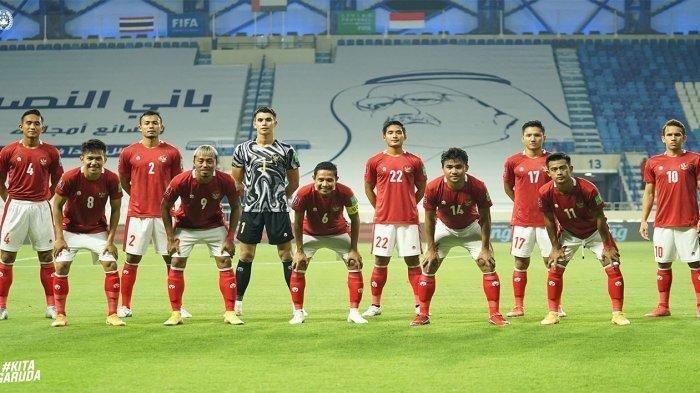 Ilustrasi. Simak, jam tayang Timnas Indonesia vs Vietnam, lanjutan Kualifikasi Piala Dunia 2022.