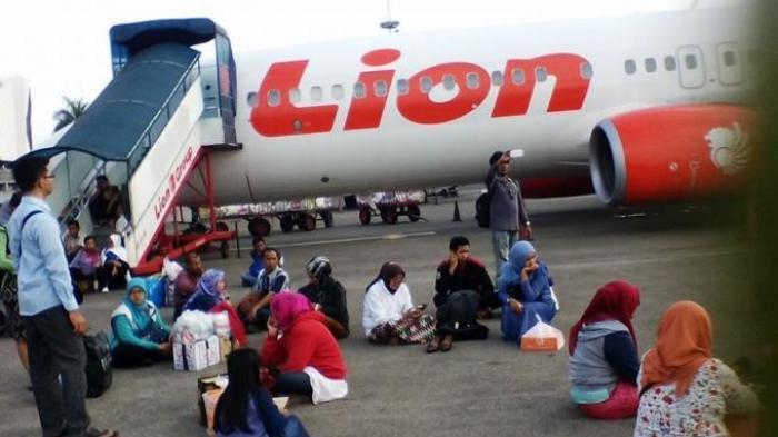 Pilot Lion Air Mogok, Penerbangan di Lima Bandara Alami Keterlambatan