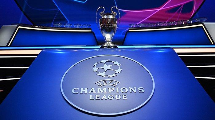 LIVE Drawing Liga Champions 2021/2022 Malam Ini Mulai Pukul 23.00 WIB