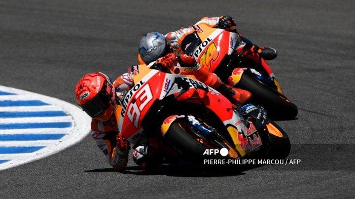 JADWAL MotoGP Jerman 2021, Miguel Oliveira Akan Tiru Gaya Marc Marquez di Sachsenring