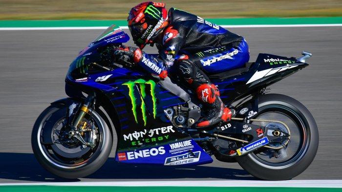 MotoGP Jerez 2021 - Fabio Quartararo Amankan Pole Position