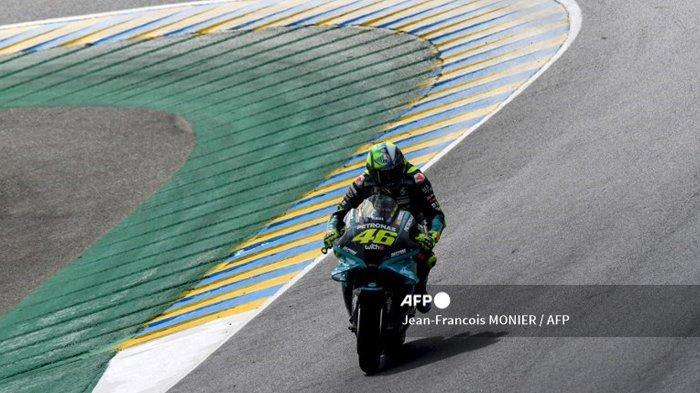 SEDANG BERLANGSUNG MotoGP Prancis 2021, Pembalap Jalani Dry Race