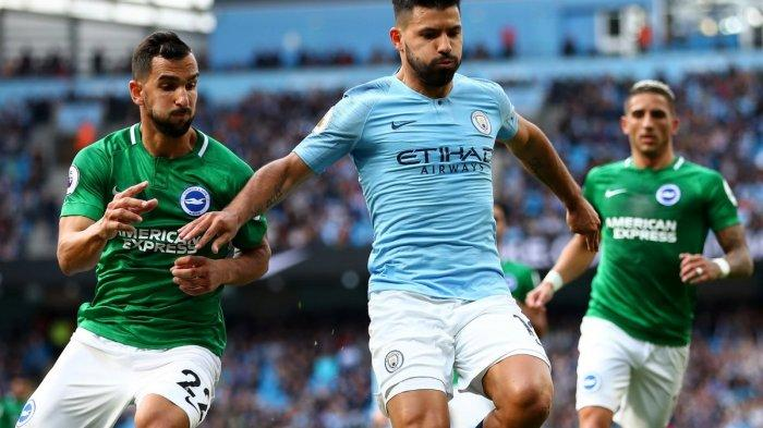 Link Live Streaming & Prediksi Man City vs Brighton, Seagulls Belum Pernah Buat Susah Citizen