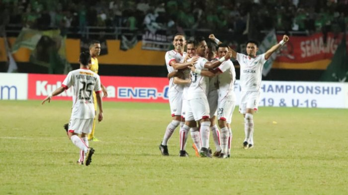 MASIH SAMA KUAT Live Streaming Borneo FC Vs Persija Jakarta Mulai Pukul 18.30 WIB