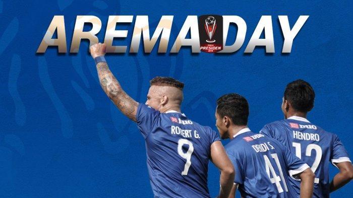 Rekor-rekor Arema FC Usai Juara Piala Presiden 2019