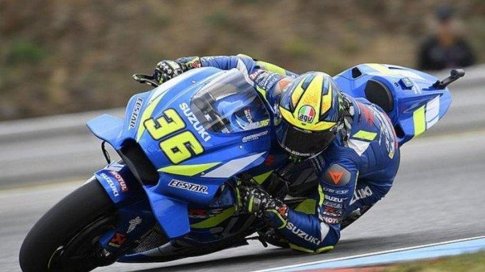 Ilustrasi. Jadwal live streaming MotoGP 2020 Seri Valencia Minggu 15 September 2020, Peluang Joan Mir.