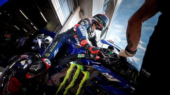MotoGP 2021 Aragon, Fabio Quartararo Jadi Pebalap Yamaha yang Mampu Mengeluarkan Potensi YZR-M1