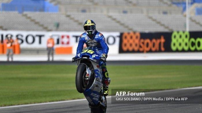 Live Streaming Trans7 MotoGP Portugal 2020 Malam Ini, Joan Mir Start Posisi 20