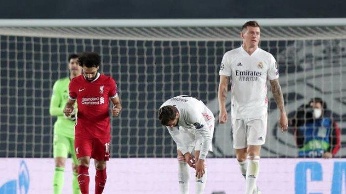 Hasil Liga Champions, Liverpool Gagal Balas Dendam dari Madrid, Phil Foden Jadi Pahlawan Man City