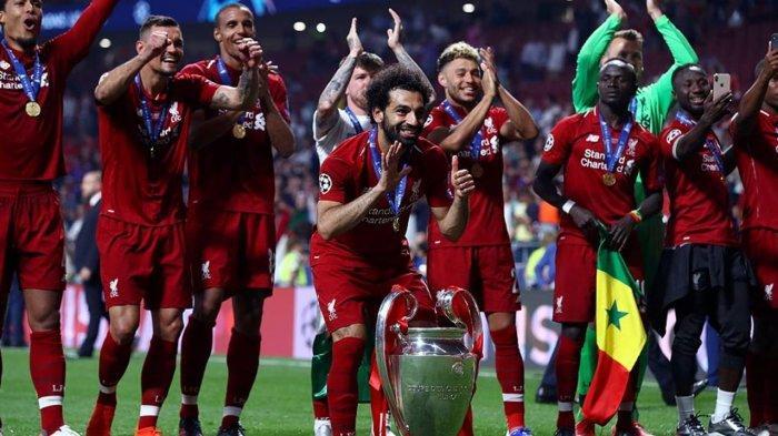 Rentetan Sejarah Liverpool Sabet 6 Gelar Liga Champions, Final 2005 Paling Dramatis