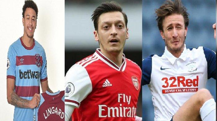 Daftar Nama Pemain dan Klub Liga Inggris yang Telah Menjalin Kesepatan di Bursa Transfer Januari