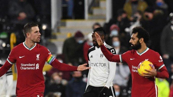 Liverpool vs Fulham, The Reds Ingin Hindari Kekalahaan Kandang Beruntun Terburuk Selama 129 Tahun