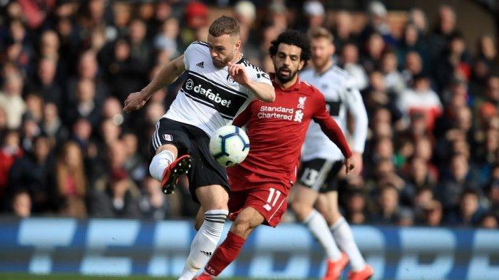 Liverpool vs Fulham, The Reds Dihantui Rekor Buruk, Cottagers Berusaha Lepas dari Zona Degrdasi