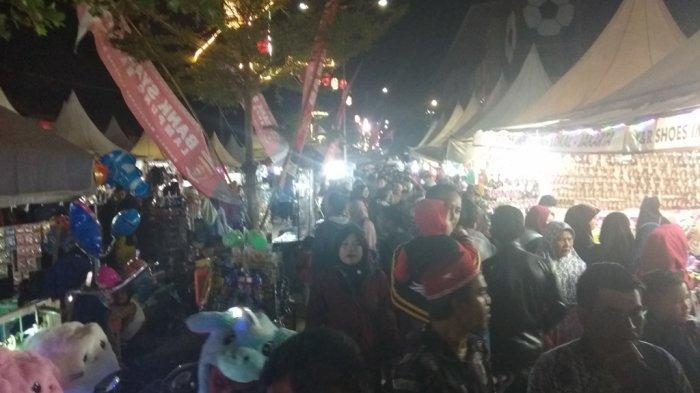 Enam Hari Digelar, Liwa Fair 2019 Dikunjungi 78 Ribu Orang