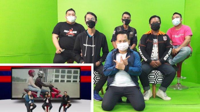 Ngoprek Tunas Honda Lampung Bersama Maticers AMHL