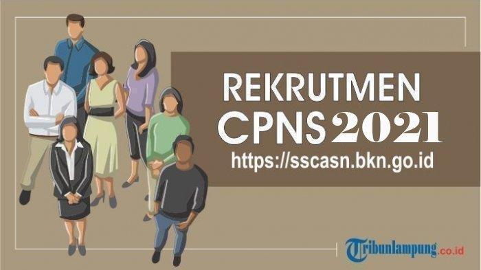 BKPSDM Pringsewu Mencatat Sudah Ada 14 Pendaftar CASN 2021