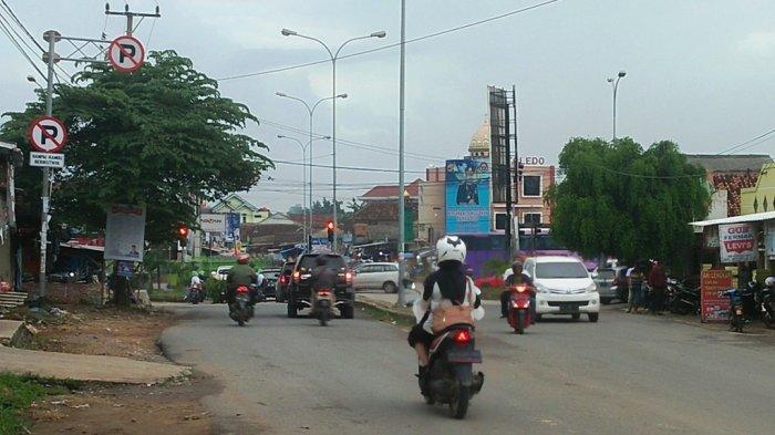 Pertigaan Jalan Untung Surapati-Nusantara Akan Dilebarkan