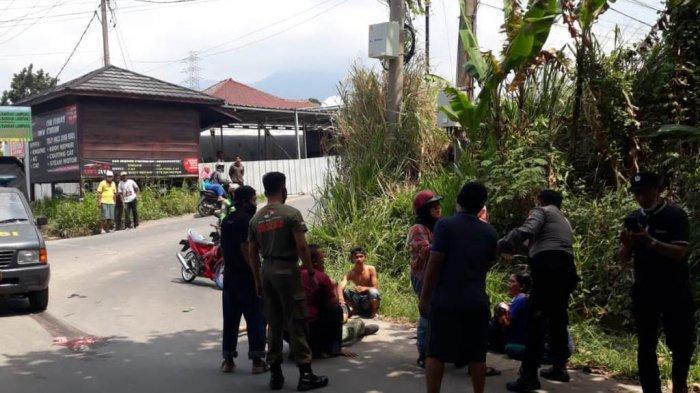 BREAKING NEWS Kecelakaan Maut di Bandar Lampung, Kakak Beradik Tewas Terlindas Mobil Dump Truck
