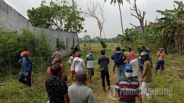 Lokasi Penemuan Mayat Perempuan di Lampung, Tempat Warga Ambil Air Bersih
