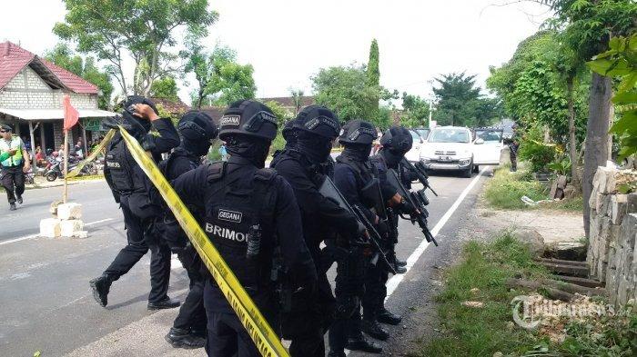 5 Terduga Teroris di Garut Diduga Berencana Ikut Aksi 22 Mei