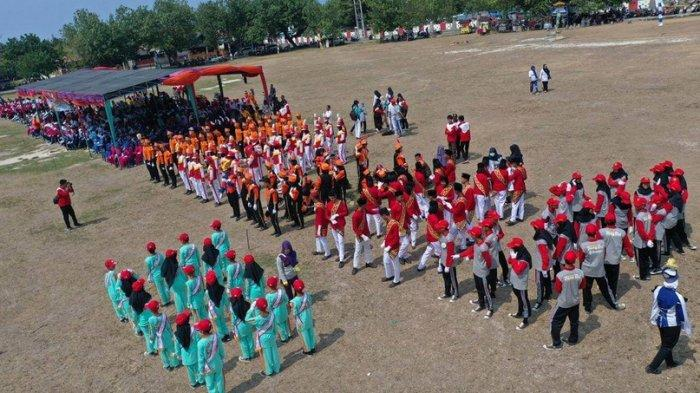 Lomba PBB Variasi Peringati Hari Sumpah Pemuda ke-91 Digelar Pemkab Pesisir Barat