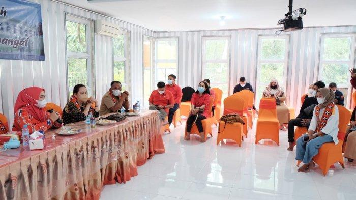 Lampung Barat Juara I Klaster B Lomba Perpustakaan Umum Terbaik Tingkat Nasional
