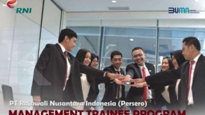 Lowongan Kerja BUMN PT Rajawali Nusantara Indonesia (Persero), Lulusan S1, Syarat dan Cara Daftar