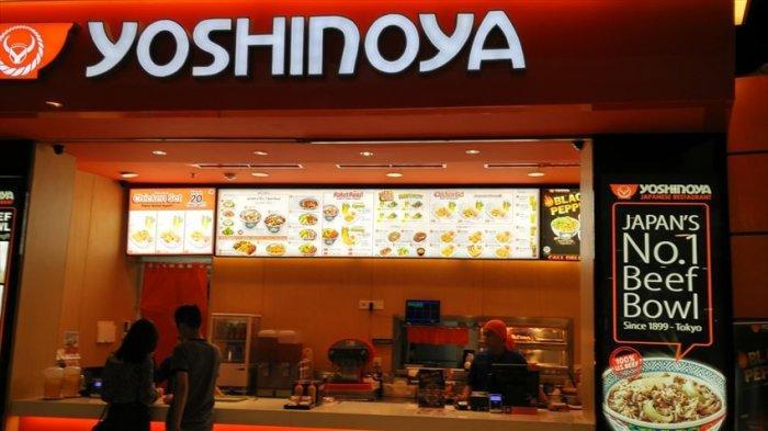Lowongan Kerja Lampung, Yoshinoya Japanese Restaurant Butuh Kru Restoran