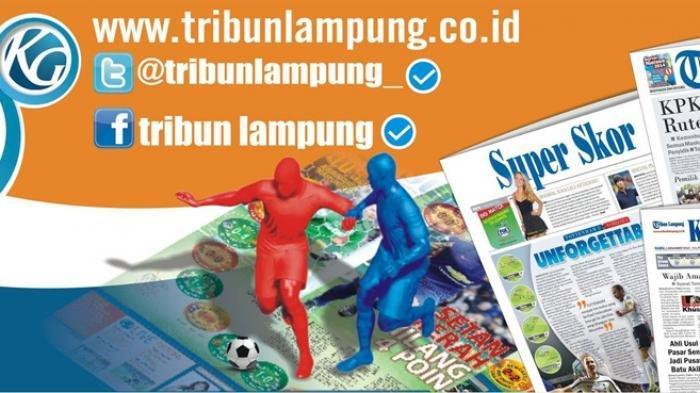Lowongan Kerja Tribun Lampung untuk Lulusan Sarjana dan Diploma III