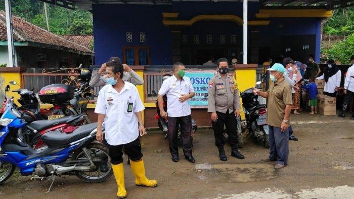 Banjir Genangi 225 Rumah di Kecamatan Bulok Tanggamus