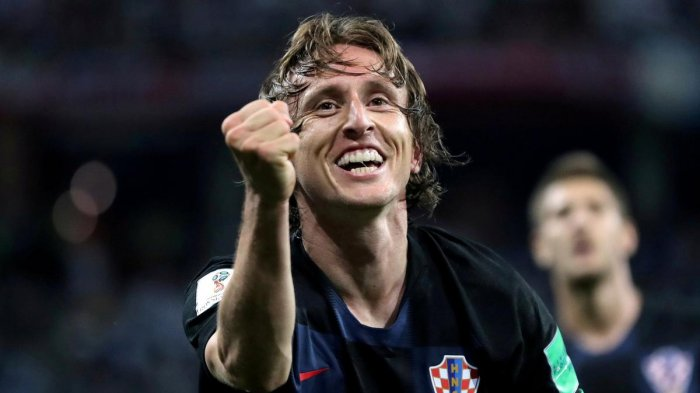 LIVE STREAMING Piala Dunia Rusia 2018, Dari 4 Negara yang Maju Semifinal, Kroasia Paling Pincang!