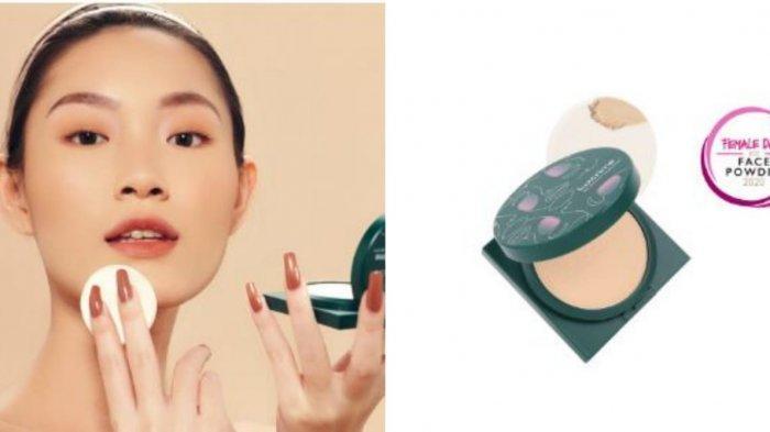 Promo Shopee, Diskon Produk Luxcrime Hingga 40 Persen, Ada Luxcrime Two Way Cake &Cushion;