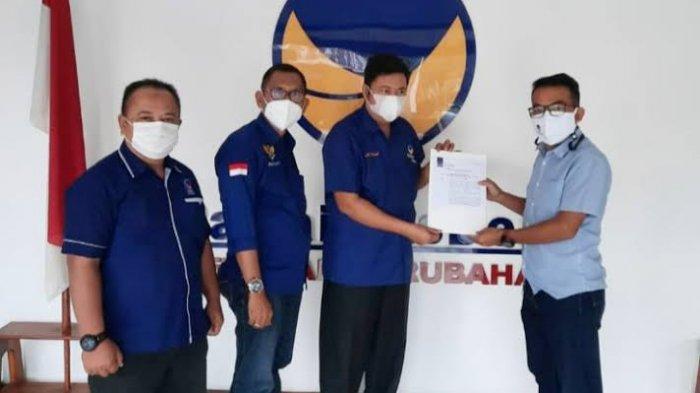 M Nasir Resmi Ketua NasDem Pesawaran Lampung