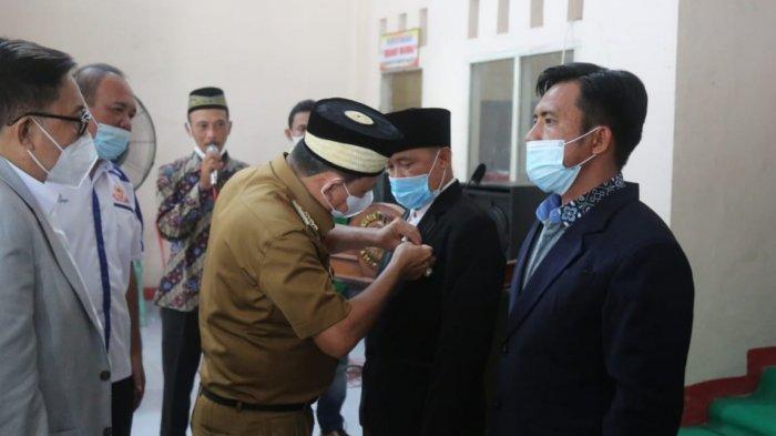 Mahali Pimpin PSSI Lampung Timur, Dawam Ucapkan Selamat