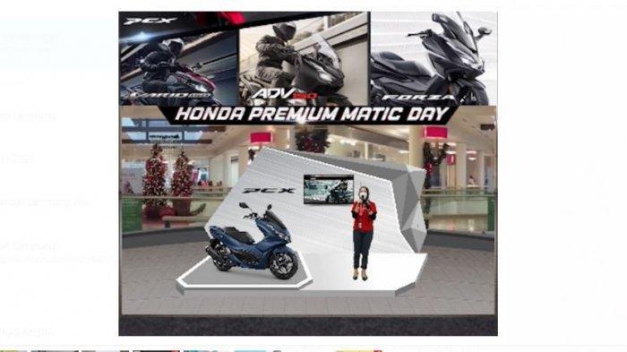 Tunas Honda Lampung Gelar Honda Premium Matic Day