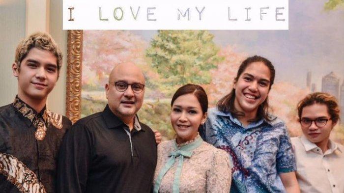 Deretan Foto Pernikahan Maia Estianty dengan Irwan Mussry, Cantik Banget