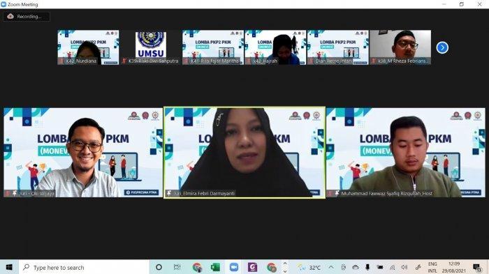 2 Dosen Universitas Terbaik di Sumatera UM Metro Jadi Juri Lomba Monev PTMA Se Indonesia