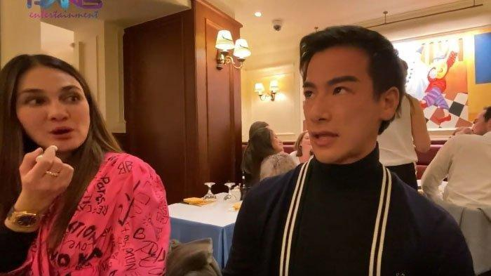 Makan Malam di Restoran Mewah, Luna Maya dan Ryochin Dipergoki Raffi Ahmad Pakai Jam Tangan Sama