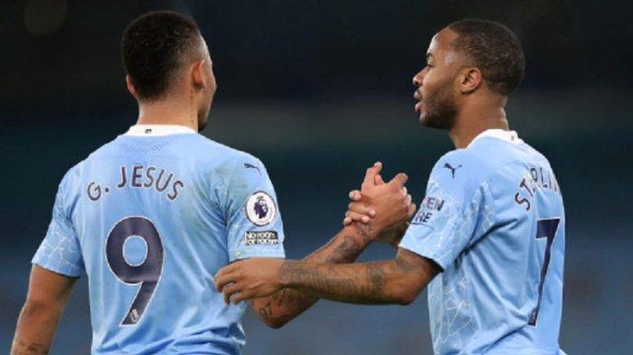 Tottenham Hotspur Tolak Tawaran Man City Barter Harry Kane dengan Jesus dan Sterling