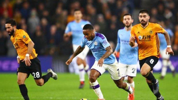 Jadwal Liga Inggris dan Prediksi Pertandingan Man City vs Wolves, Citizen Makin Tak Terkejar